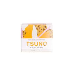 Tsuno Slipeinlagen Bambusfasern - Tsuno