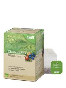 Cranberry Blaubeerentee  - Salus