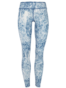 Fancy Legging - Aqua - Mandala