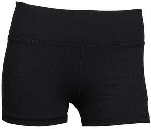OGNX Yoga Hose Bikram Basic Hot Pant Damen Schwarz - OGNX