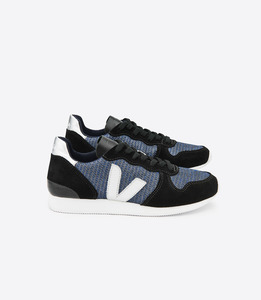 SNEAKER - HOLIDAY LOW TOP LUREX NAUTICO SILVER - Veja