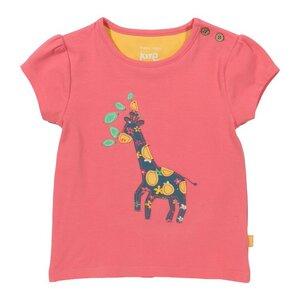 Kurzarmshirt Giraffe - Kite