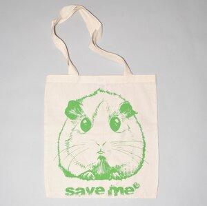 Einkaufstasche SAVE ME - MR. NELSON ecowear