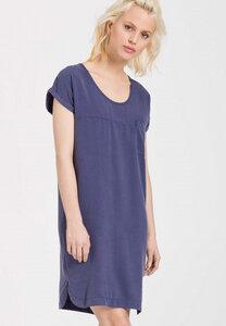T-Shirt Kleid aus bio-Baumwoll Mix Reka - ARMEDANGELS