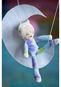 Puppe Popje - Katze - Kidsonroof