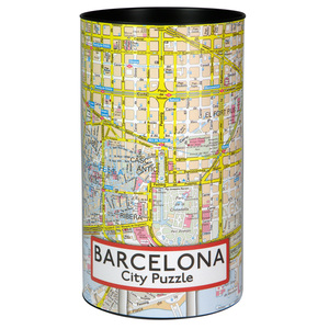 City Puzzle - Barcelona - Extragoods