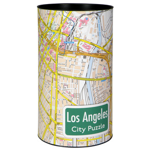 City Puzzle - Los Angeles - Extragoods