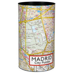 City Puzzle - Madrid - Extragoods