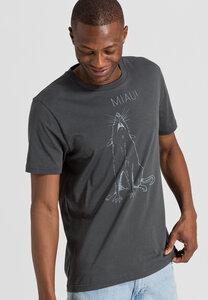 Print T-Shirt aus Bio-Baumwolle James City Rat - ARMEDANGELS