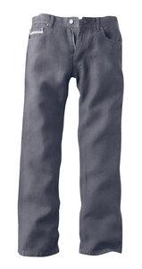 Hanf Jeans 511  - in anthrazit, vegan - HempAge
