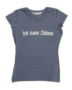 Ich kann Zidane T-Shirt - Fairliebt.