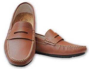 tommy-brown - Noah Italian Vegan Shoes
