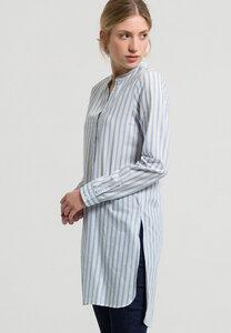 Longbluse aus Bio-Baumwolle Laiko Bold Stripes - ARMEDANGELS