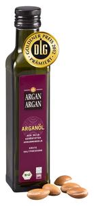 Bio-Arganöl, geröstet 250 ml, SIEGER 'Preis-Leistung', DLG-GOLD - ARGANARGAN