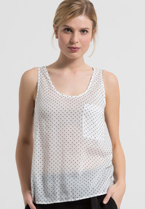 Tencel® Bluse Lydia Dots - ARMEDANGELS