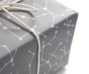 Recycling-Geschenkpapier - MOZAÏQ eco design