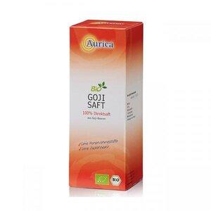 Goji 100% Direktsaft Bio  - Aurica