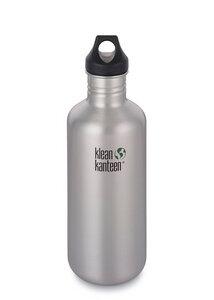 Trinkflasche Classic mit Loop Cap 3.0 Klean Kanteen® (ca. 1200ml) - Klean Kanteen