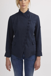 Jacket Franklin - New Navy - LangerChen
