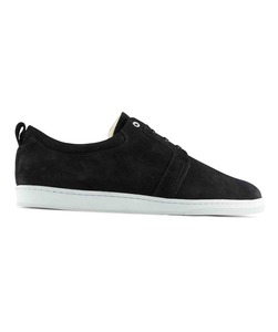 Birch black suede - ekn footwear