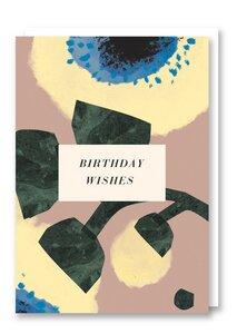 Geburtstagskarte Ivana - 1973