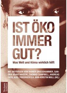 Ist öko immer gut? - Tectum Verlag
