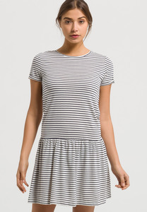 Kleid aud Tencel®-Mix Sofia Stripes - ARMEDANGELS
