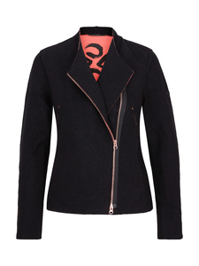 Jacket Meadow - Black - LangerChen