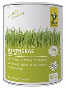 Weizengras Pulver Bio  - RAAB VITALFOOD GMBH