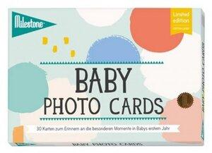 LIMITED EDITION - Cotton Candy THE ORIGINAL BABY CARDS VON MILESTONE- - Milestone