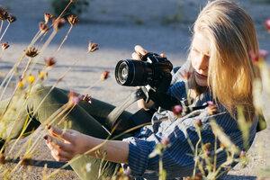 Kameragurt der 'Unkaputtbare' aus Autogurt mit innovativem Tragesystem - Grünografie