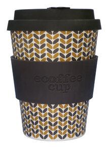 Ecoffee Cup Bambuskaffeebecher 340 ml Threadneedle - Unipolar