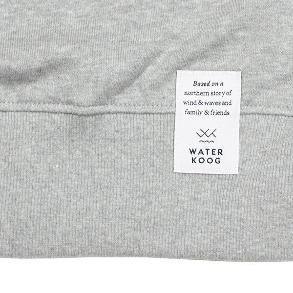 36e04fcdb711 Waterkoog - Waterkoog   Organic Sweatshirt Männer   Avocadostore