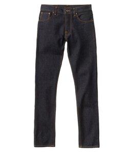 Dude Dan Dry Classic Navy - Nudie Jeans