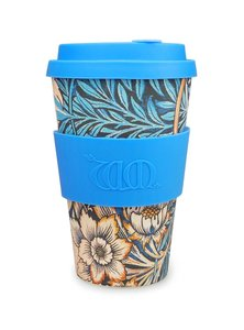 Ecoffee Cup Bambuskaffeebecher 400 ml Lilly - Unipolar