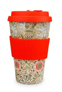 Ecoffee Cup Bambuskaffeebecher 400 ml Corncockle - Unipolar