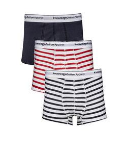 Underwear 3pack - GOTS - Knowledge Cotton Apparel