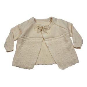 Flügelhemd Baby-Jäckchen - Sonnenstrick