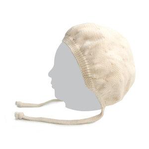 Erstlings Baby-Mütze ohne Naht - Sonnenstrick