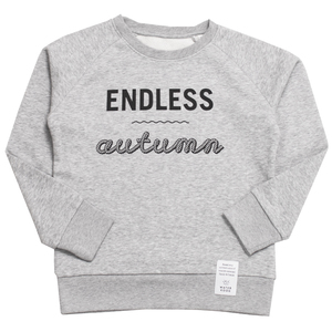 Endless autumn / Organic Sweatshirt Kids - Waterkoog