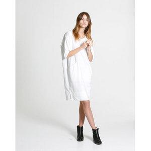 Kleid Kulma weiß - TAUKO
