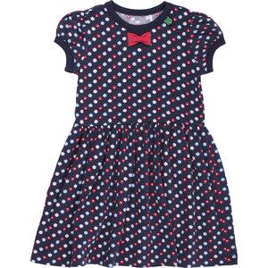 Flower Dress - Green Cotton