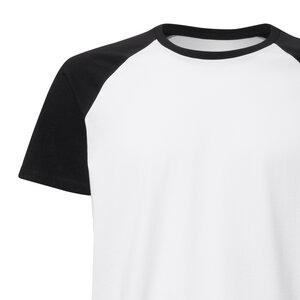 ThokkThokk Unisex Baseball Kurzarm T-Shirt - ThokkThokk ST