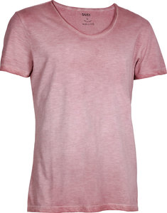 OGNX Yoga T-Shirt Deep O Herren Rot - OGNX