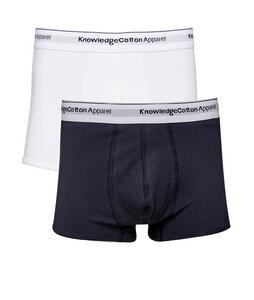 Underwear 2pack - GOTS - KnowledgeCotton Apparel