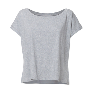 ThokkThokk Damen Oversized Cropped T-Shirt - ThokkThokk
