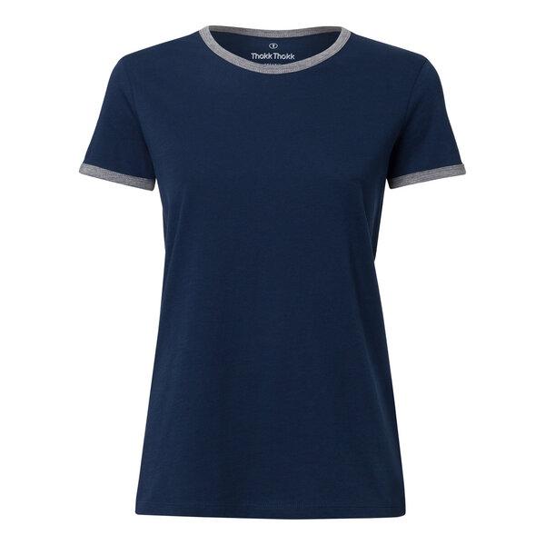 7a2fc60bd2c7cf ThokkThokk ST - ThokkThokk Damen Ringer T-Shirt
