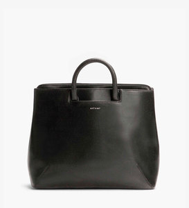 Kintla Satchel Bag Black - Matt & Nat