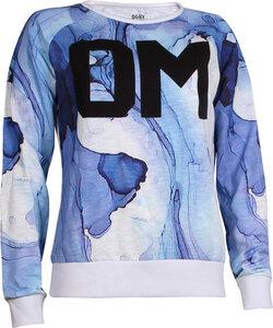 OGNX Yoga Sweatshirt Ocean Damen Blau - OGNX