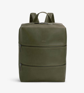 Slate Backpack-Olive - Matt & Nat